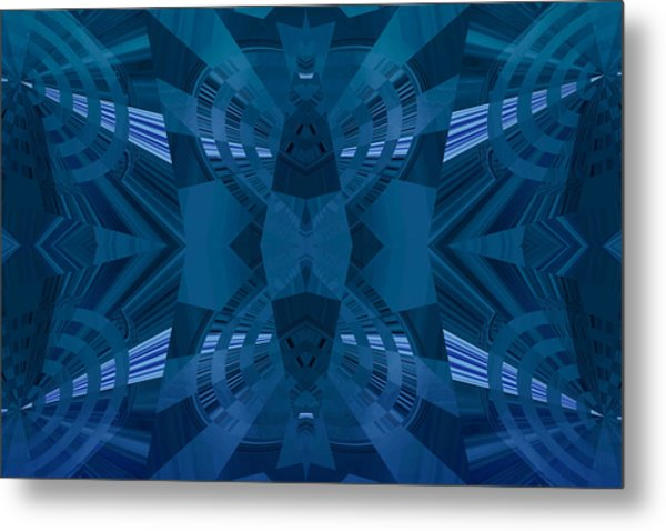 Design Spin 71 Metal Print by Joe Connors