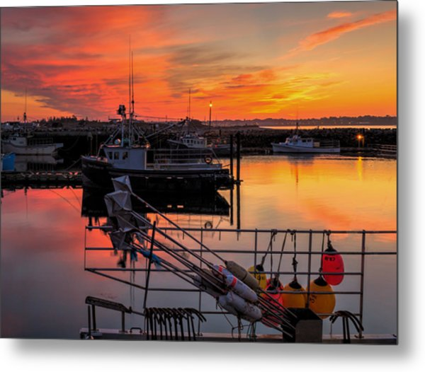 Desired Haven  Metal Print