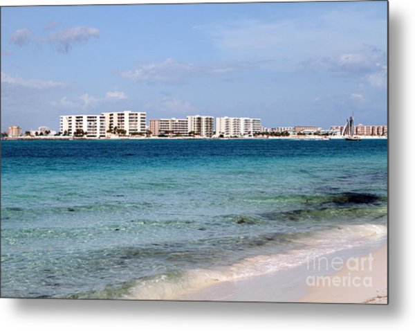 Destin Beaches Metal Print