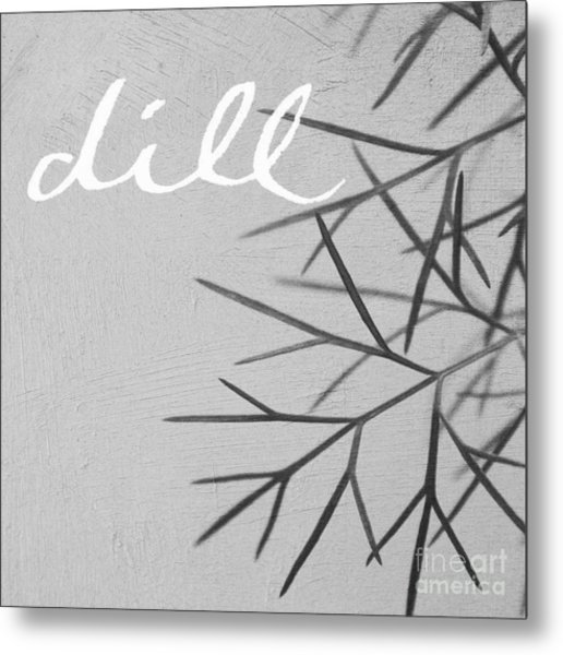 Dill Metal Print