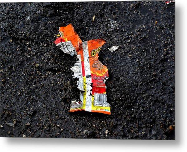 Cheetos Metal Print