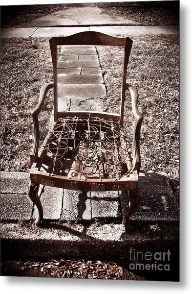 Super Discarded Chair On The Edge Of Road Theyellowbook Wood Chair Design Ideas Theyellowbookinfo