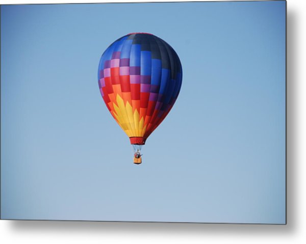Disco Balloon  Metal Print by Miguelito B