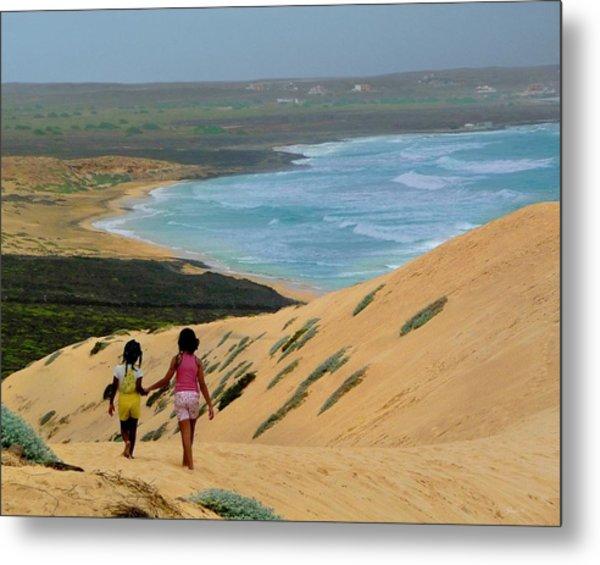 Discover Cape Verde Metal Print