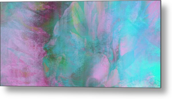 Divine Substance - Abstract Art Metal Print