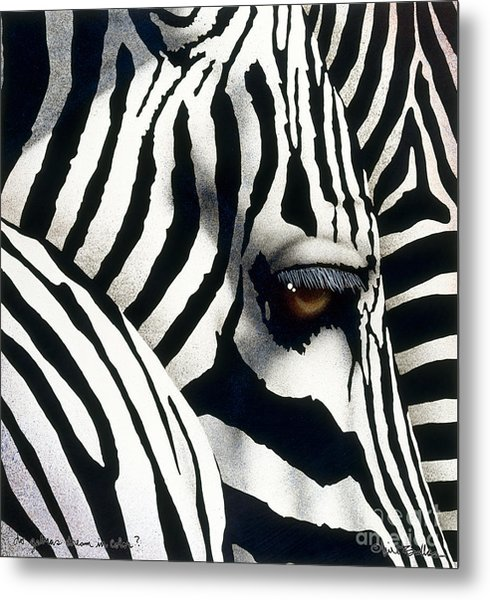 Do Zebras Dream In Color By Will Bullas Painting By Will