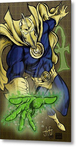 Doctor Fate Metal Print