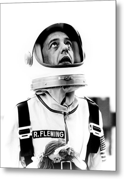 Don Knotts In The Reluctant Astronaut  Metal Print