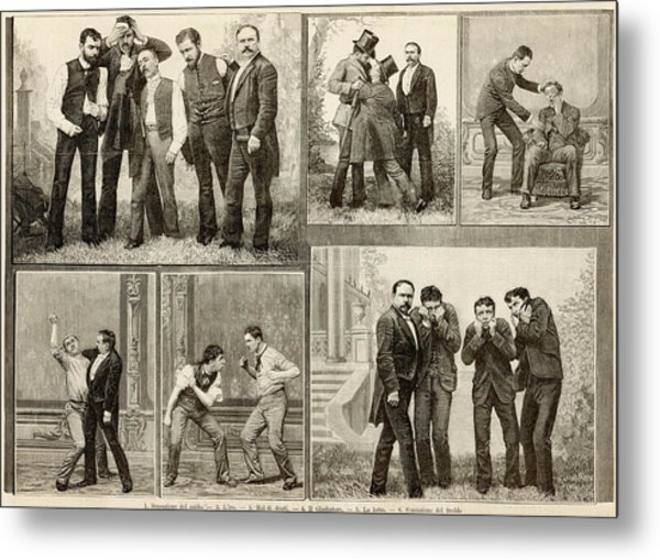 Donato, Stage Hypnotist, (real  Name Metal Print by Mary Evans Picture Library