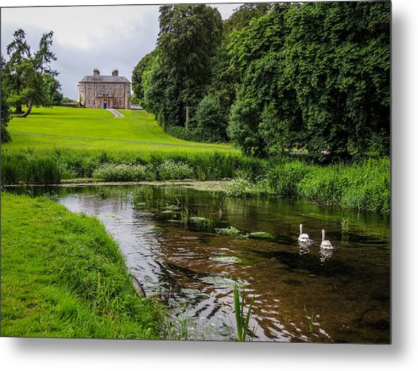 Doneraile Court Estate In County Cork Metal Print
