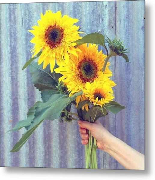 Don't You Just Love Summertime? Metal Print