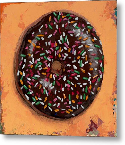 Donut #2 Metal Print
