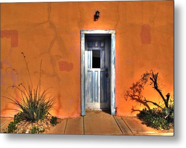 Florence Door 031911 Metal Print