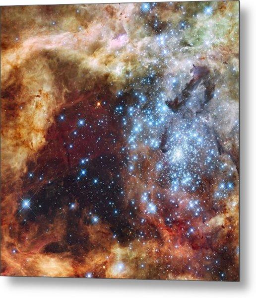 Doradus Nebula Metal Print
