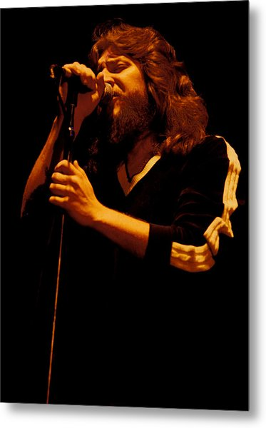 Doug Gray Of The Marshall Tucker Band At The Cow Palace Metal Print