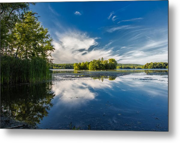 Dove Island Afternoon Metal Print