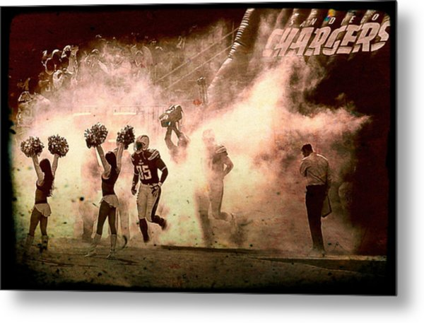 Down And Dirty Metal Print