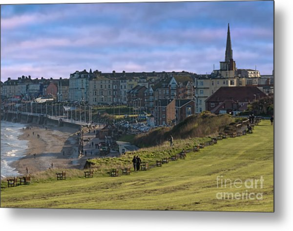 Down To The Sea Metal Print