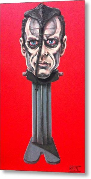 Doyle Wolfgang Von Frankenstein Metal Print by Brent Andrew Doty