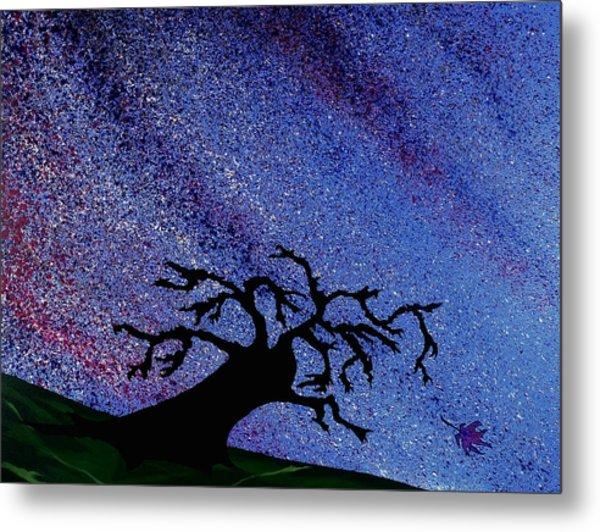 Dragon Tree Metal Print by Winter Frieze
