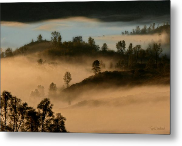 Dream A Little Dream Metal Print by Susan Kimball