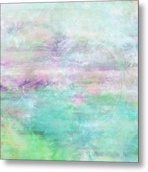 Dream - Abstract Art Metal Print