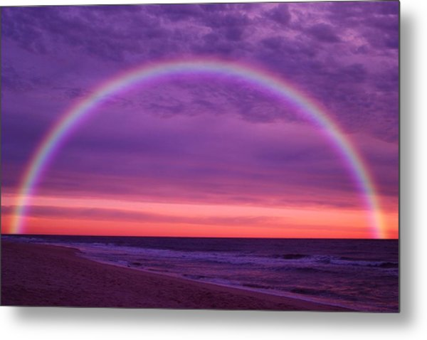 Dream Along The Ocean Metal Print