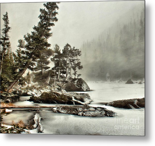 Dream Blizzard Metal Print