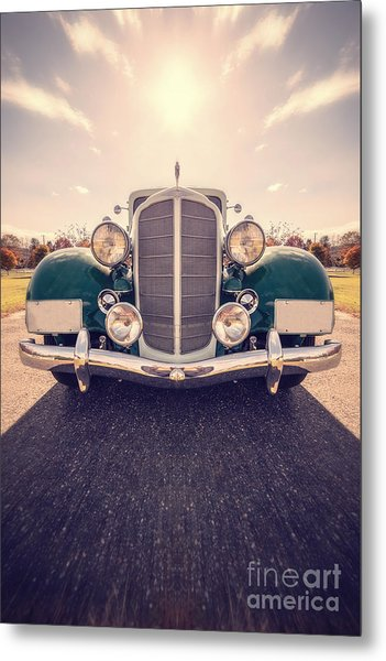 Dream Car Metal Print