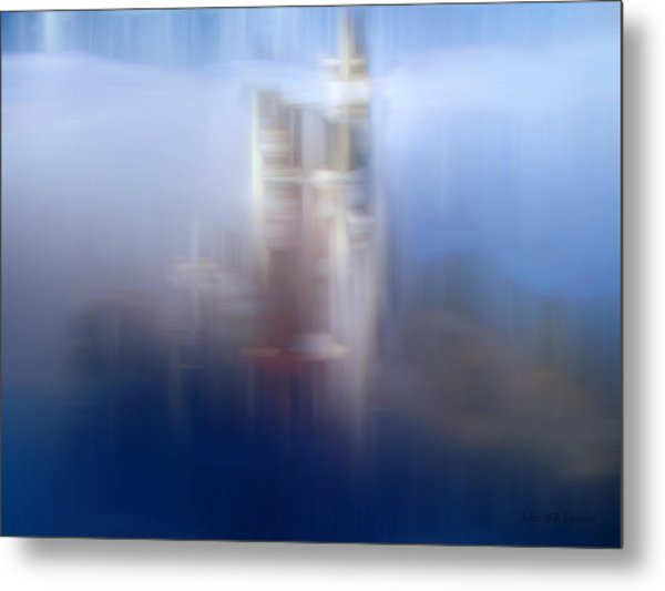 Dream Castle I Metal Print
