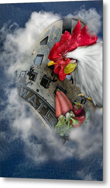 Dream Nutrition Metal Print