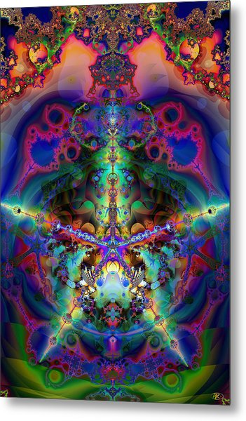 Dream Star Metal Print