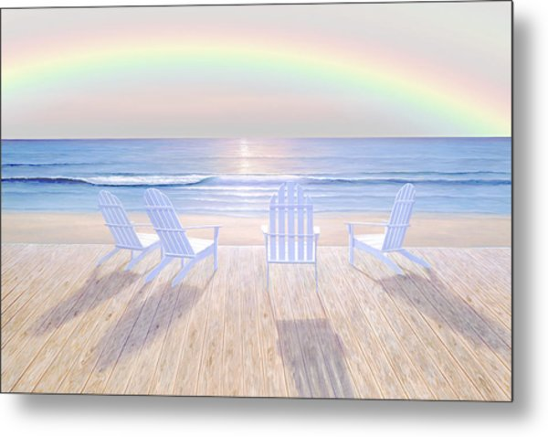 Dreams Come True Metal Print