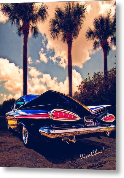 Dreemy 59 Impala - How Do U Live W/o It? Metal Print