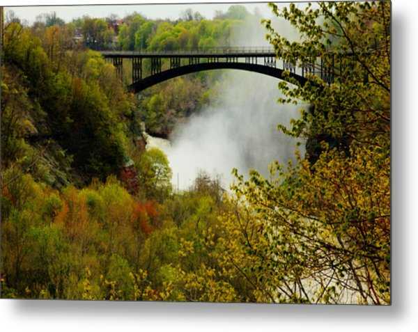 Driving Park Bridge Metal Print