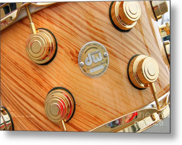 Drum Workshop Cayucos 4th Of July Parade Metal Print