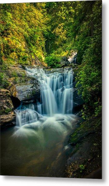 Dukes Creek Falls Metal Print