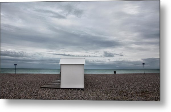 Dull Days Are nature's Softbox (series: 2) Metal Print