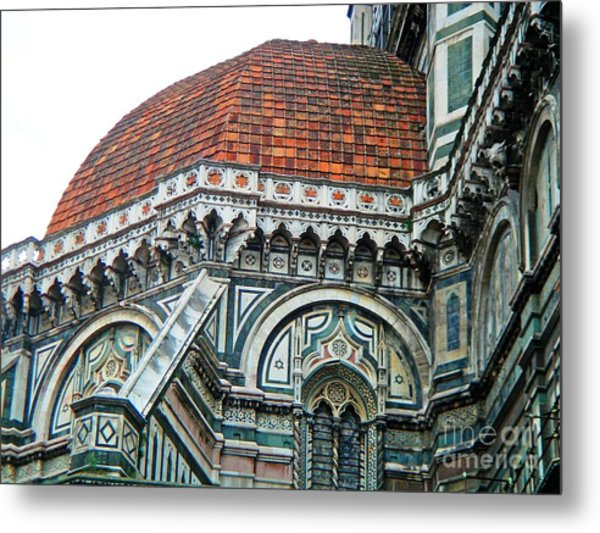 Duomo Italian Renaissance Metal Print