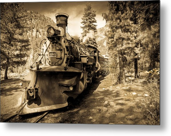 Durango And Silverton #2 Metal Print