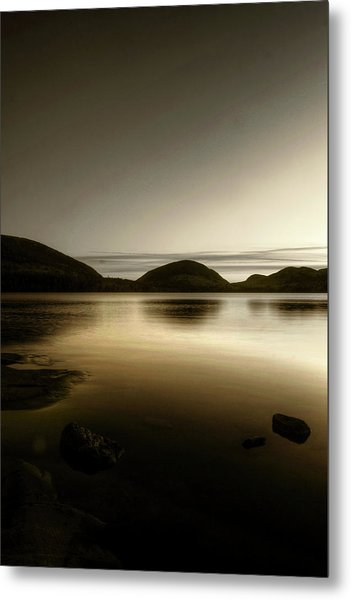 Eagle Lake Metal Print