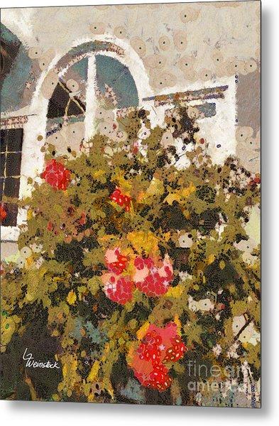 Alameda Roses Metal Print