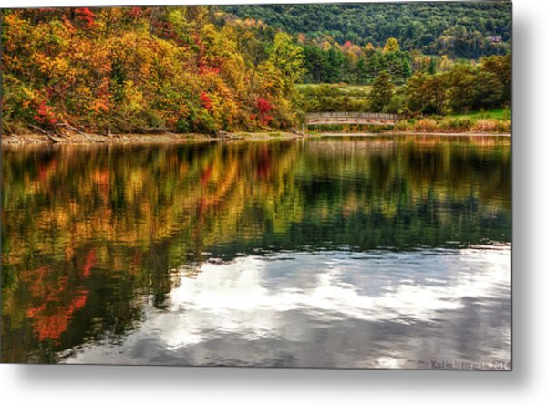 Early Autumn II Metal Print