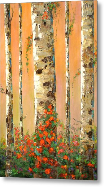 Early Morning Metal Print by Marilyn Hurst