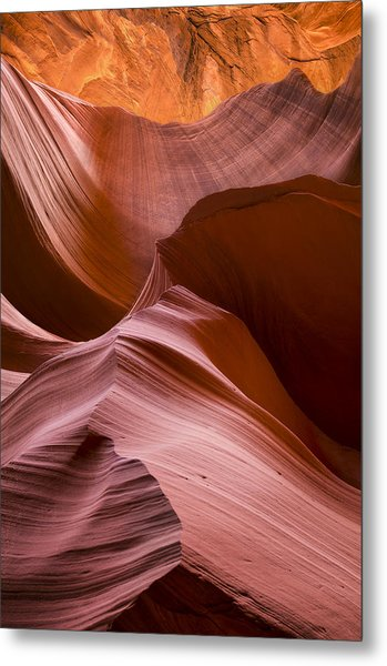 Earth Below Metal Print