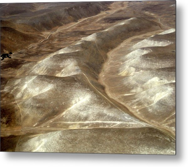 Earthwear 3 Metal Print by Sylvan Adams