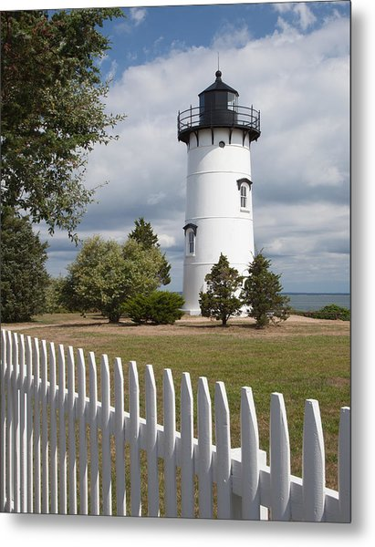 East Chop Lighthouse Metal Print