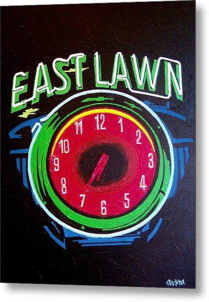 East Lawn Metal Print by Paul Guyer