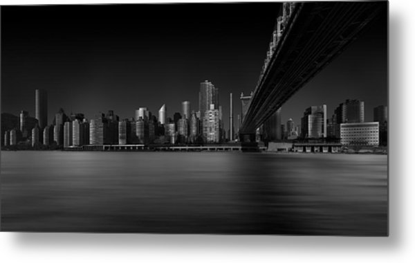 East Side Metal Print by Louis-philippe Provost