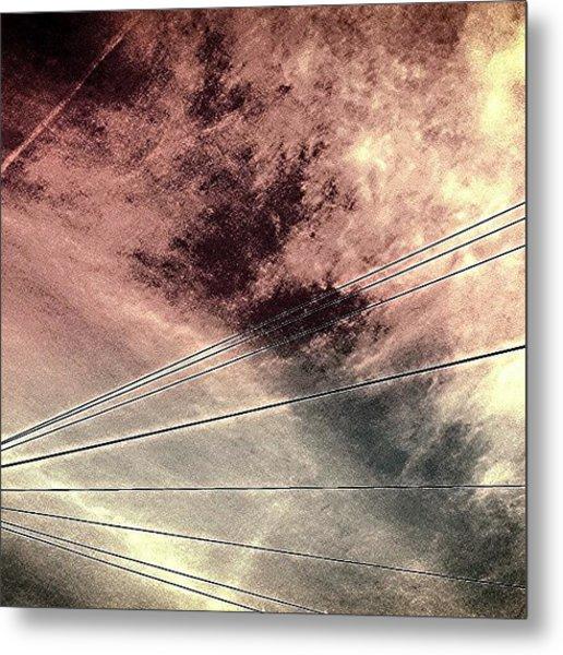 Dramatic Sky 3 Metal Print